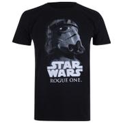 Star Wars Rogue One Men's Trooper Glare T-Shirt - Black
