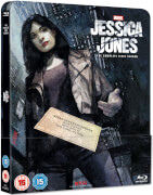 Marvel's Jessica Jones: Season 1 - Zavvi Exclusive Limited Edition Steelbook