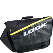 Look Messenger Bag - Black