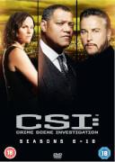 CSI: Vegas - Season 6-10 Boxset