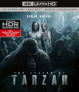 Legend Of Tarzan - 4K Ultra HD