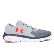 Under Armour Men's Speedform Fortis 2 TXTR Running Shoes - Overcast Grey