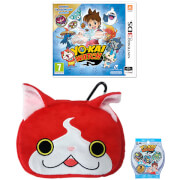 YO-KAI WATCH + Medal + Jibanyan Case Pack