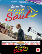 Better Call Saul: Season 2 - Limited Edition Steelbook