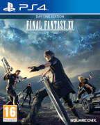 Final Fantasy XV Special Edition Steelbook
