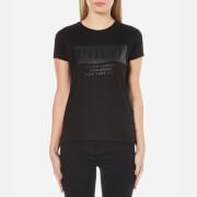 Polo Ralph Lauren Women's Graphic T-Shirt - Polo Black