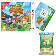 Animal Crossing: New Leaf - Welcome amiibo + Animal Crossing Backpack Buddy