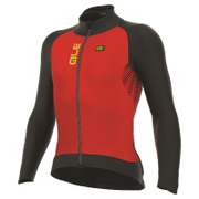 Alé Nordik Medium Jacket - Black/Red
