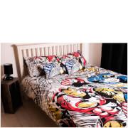 Marvel Comics Bed Bundle - Double
