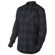 Oakley Men's Inferno Woven Long Sleeved Top - Navy - M - Navy