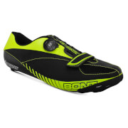 Bont Blitz Road Shoes - EU 40 - Black/Orange