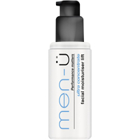 Bálsamo post-afeitado y crema hidratante efecto lifting men-ü (100ml)