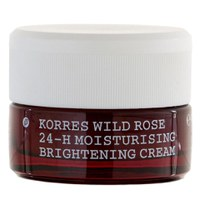 Korres Wild Rose 24-hour Moisturiser SPF6 40ml