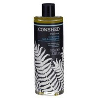 Cowshed Wild Cow Invigorating Bath & Massage Oil 100ml