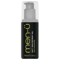 Gel refrescante facial men-ü 100ml