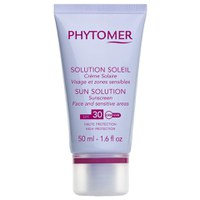 Phytomer Sun solution Sun Screen SPF30 Sonnenschutz für Gesicht und empfindliche Hautstellen 50ml