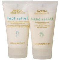 Aveda Hand And Foot Relief Pack (2 Products)