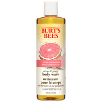 Gel douche Burt's Bees - Agrumes et gingembre (354ml)
