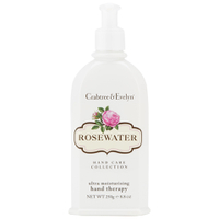 CRABTREE & EVELYN ROSEWATER HAND THERAPY (250G)