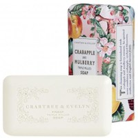 CRABTREE & EVELYN CRABAPPLE & MULBERRY Seife 158gr
