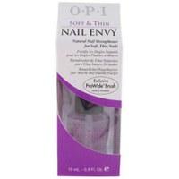 Tratamientofortalecedor NailEnvy de OPI- suave y finas (15 ml)