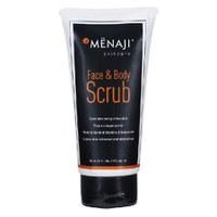 Menaji Face & Body Scrub (5.75oz. / 170ml)