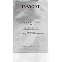 PAYOT Masque Clarte Lightening & Redensifying Mask 5 x 21 ml
