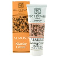 Trumpers Almond Oil Soft Shaving Cream - 75g Tube