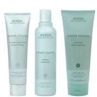 Aveda Smooth Infusion Trio - Shampoo, Conditioner & Glossing Straightener
