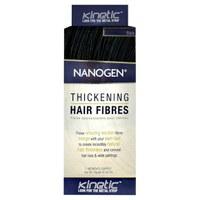 Nanogen Fibres(Haarfasern) - Schwarz (15g)