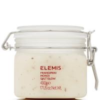 Exfoliante corporal Elemis Sp@ Home Frangipani Monoi Salt Glow 490g