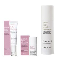 this works Dry Skin Care Collection