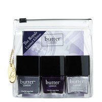 butter LONDON Nail Lacquer The Royals Collection 3 x 11ml (Limited Edition)