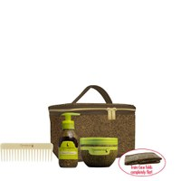 Macadamia Natural Oil Vanity Case