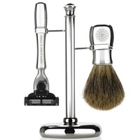Set de rasage Gentlemen's Tonic Mayfair - Chrome