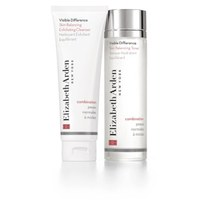 Elizabeth Arden Visible Difference Cleanser and Toner Duo Combination Skin (Worth £36.00)