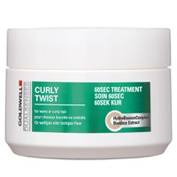 Tratamiento de 60 segundos Curly Twist de Goldwell Dualsenses(200 ml)