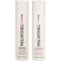 Paul Mitchell Extra Body Daily Shampoo (500ml) and Daily Rinse (500ml)