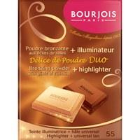 Bourjois Delice De Poudre bronzante Duo