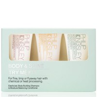 Philip Kingsley Body and Shine Try Me Kit 20ml Worth £9.00