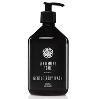 Gel corporal suave de Gentlemen's Tonic(500 ml)
