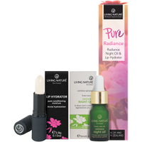 Living Nature Pure Radiance coffret