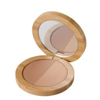 TanOrganic Duo Bronzer - Brown (8g)