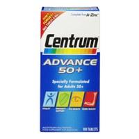 Centrum Advance 50 Plus (100 Tabletten)