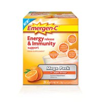 Emergen-C Orange Pack (Mega paquete de 24 raciones)
