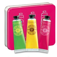 L'Occitane Limited Edition Hand Cream Trio (Worth: £24.00)