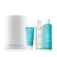 Moroccanoil Hydrate Spring Cylinder Treatment (Includes Free 75ml Hair Mask)