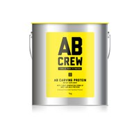 AB CREW Men's AB Carving Protein Artisanal Dietary Supplement - Chocolate Hazelnut (1kg)