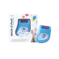 Emjoi MICRO Pedi NANO Portable Pedicure Device - Blue
