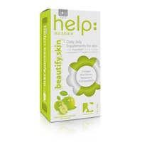 Works with Water Women's Help: Beautify Skin Jelly Supplement (14 x 10g)